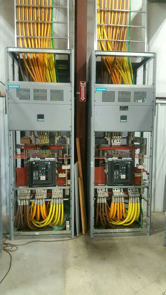Electrical Service - Evers Construction CompanyEvers Construction ...